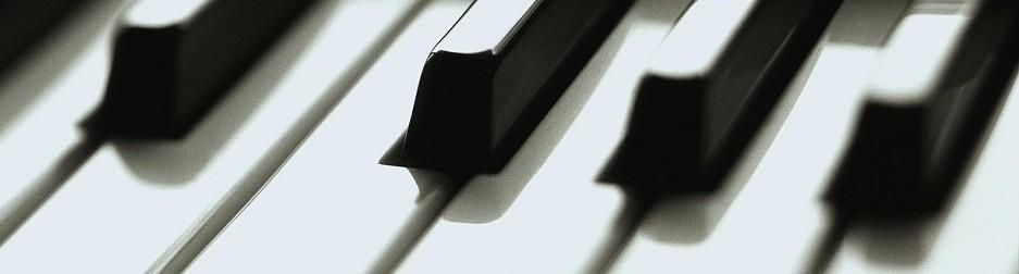 Le piano à l'endroit